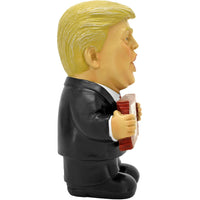 USPatriotgear.com | Trump America First Gnome Side View