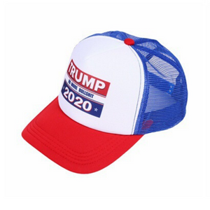 USPatriotgear.com | No More Bullsh*t Trump Hat quarter