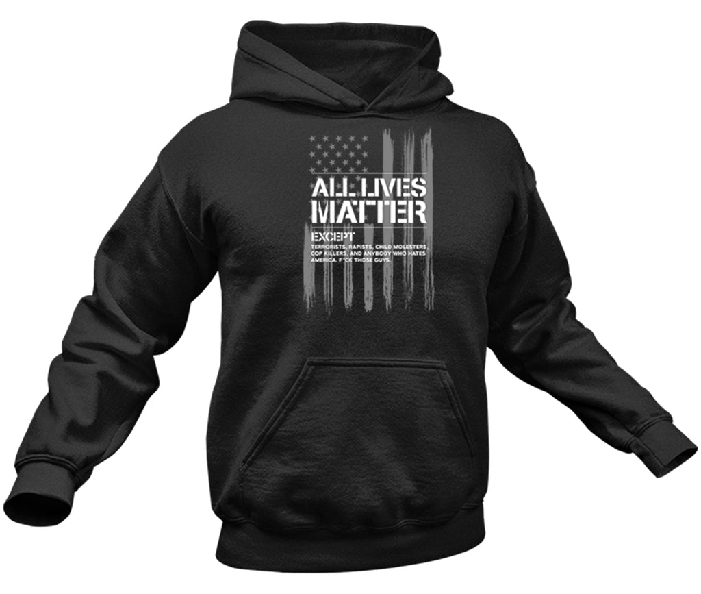 USPatriotgear.com | All Lives Matter Sweatshirt