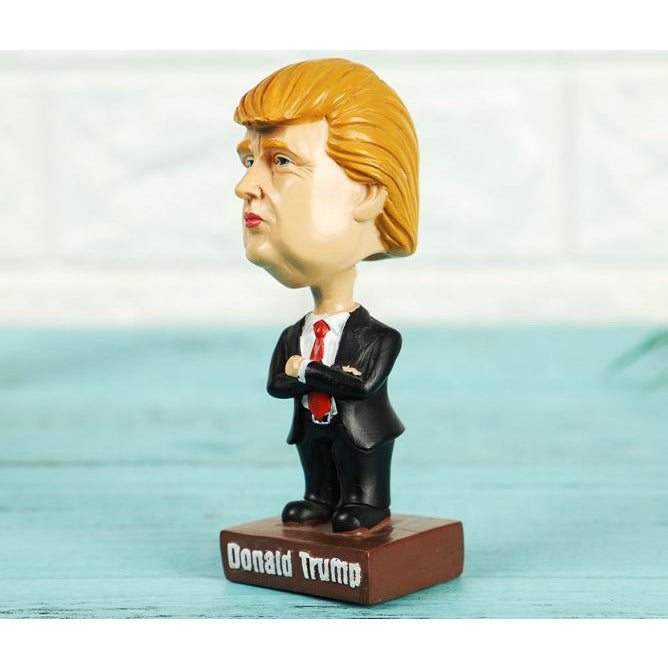 Trump Bobble Head with Thumbs Up