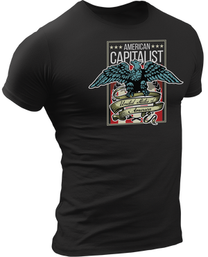 USPatriotgear.com | The Capitalist T-Shirt