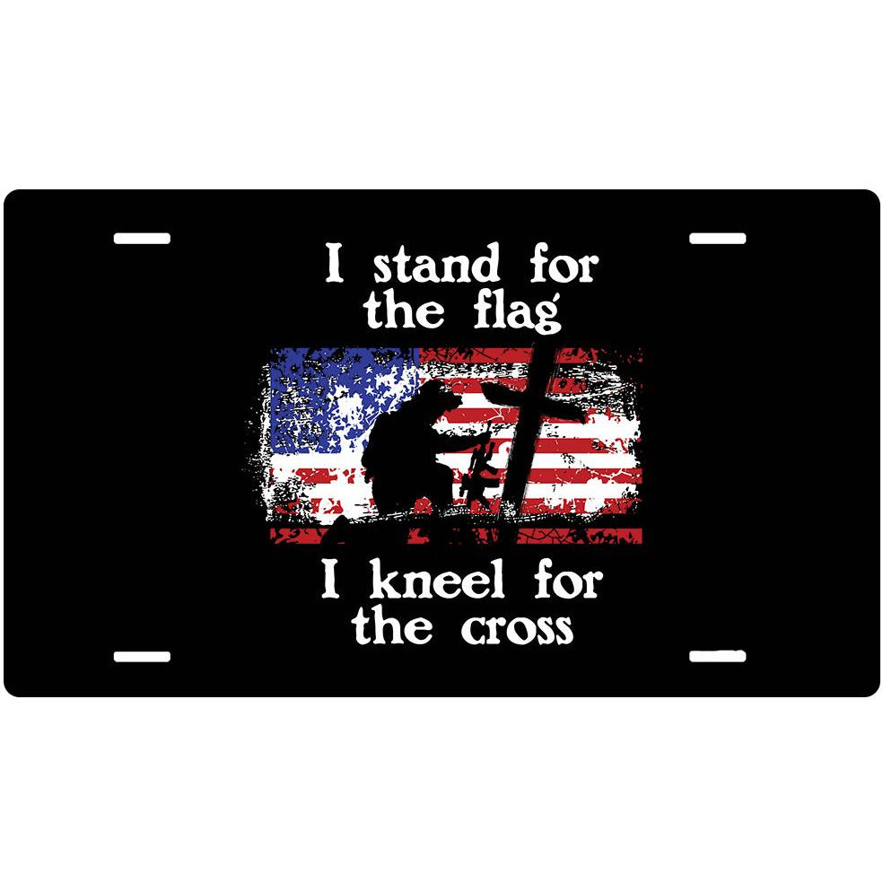 USPatriotgear.com | Stand For The Flag Sign (4x7)