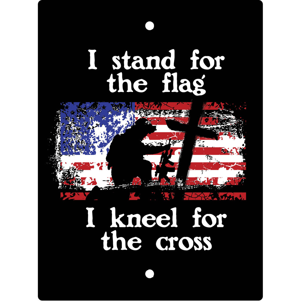 USPatriotgear.com | Stand For The Flag Sign