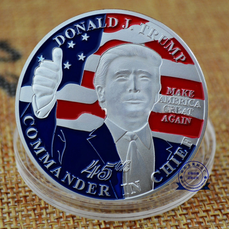 Trump Thumbs Up Coin!