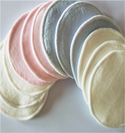 10PCS Reusable Bamboo Fiber Pads