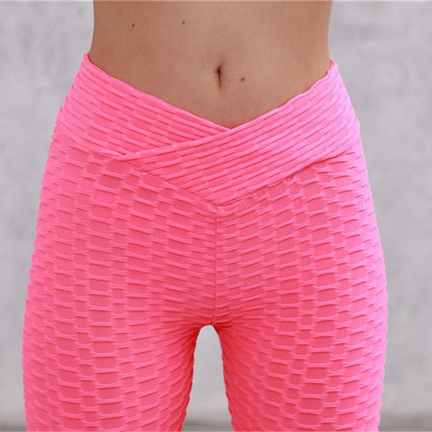 High-wasted Fitness Leggings