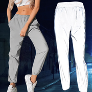 Flash Reflective Jogger Pants
