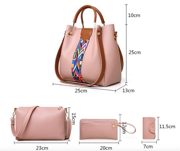 4Pcs Bag Set