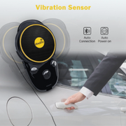 Wireless Phone Speaker for Car