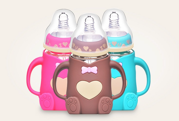 240ML Newborn Baby Bottle