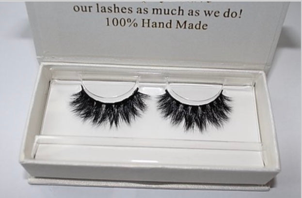Enkay Lashes by Miinachi Cosmetics Soft Volume Synthetic Lashes Wispy