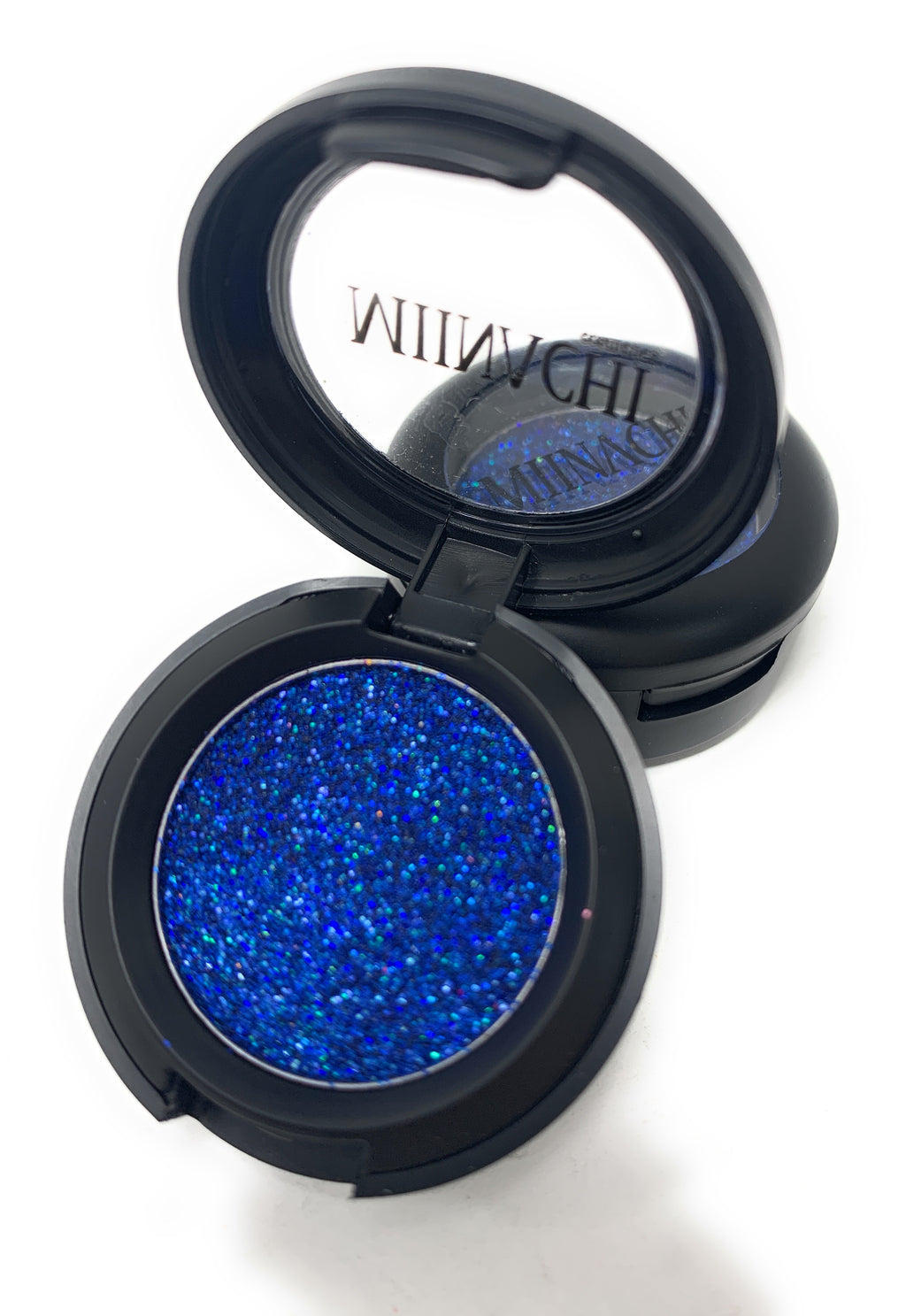 Single Pressed Glitter in the shade Jewel, No Glue Needed, In Compact, Pigmented, No Fall Out, Glitter, Cosmetic Grade Glitter
