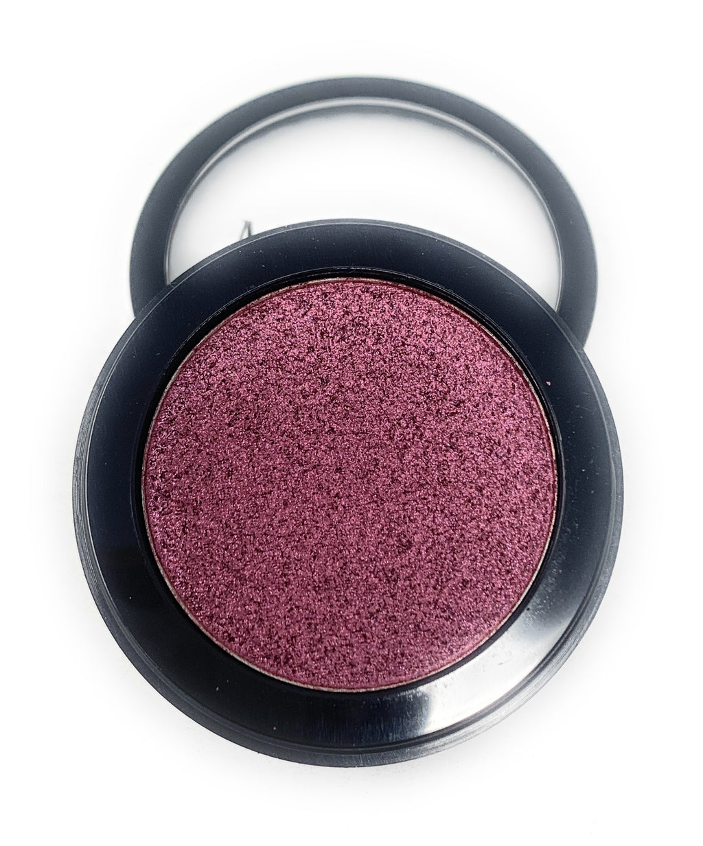 Single Pressed Plum Purple Foiled Eyeshadow In the Shade Rapunzel Compact Smooth Pigmented Eyeshadow Colour