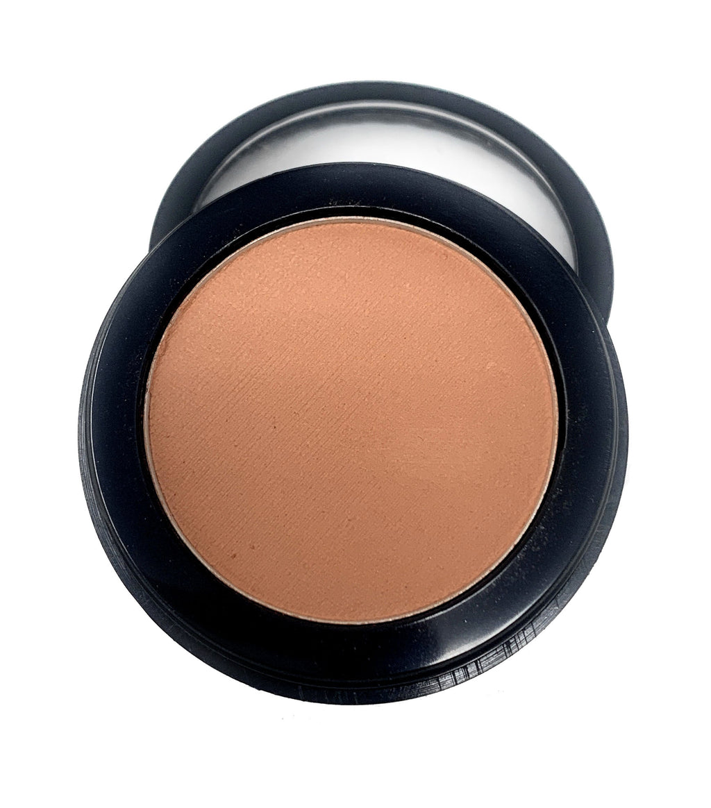 Single Pressed Nudge Matte Eyeshadow In the Shade Nude Compact Smooth Pigmented Eyeshadow Colour