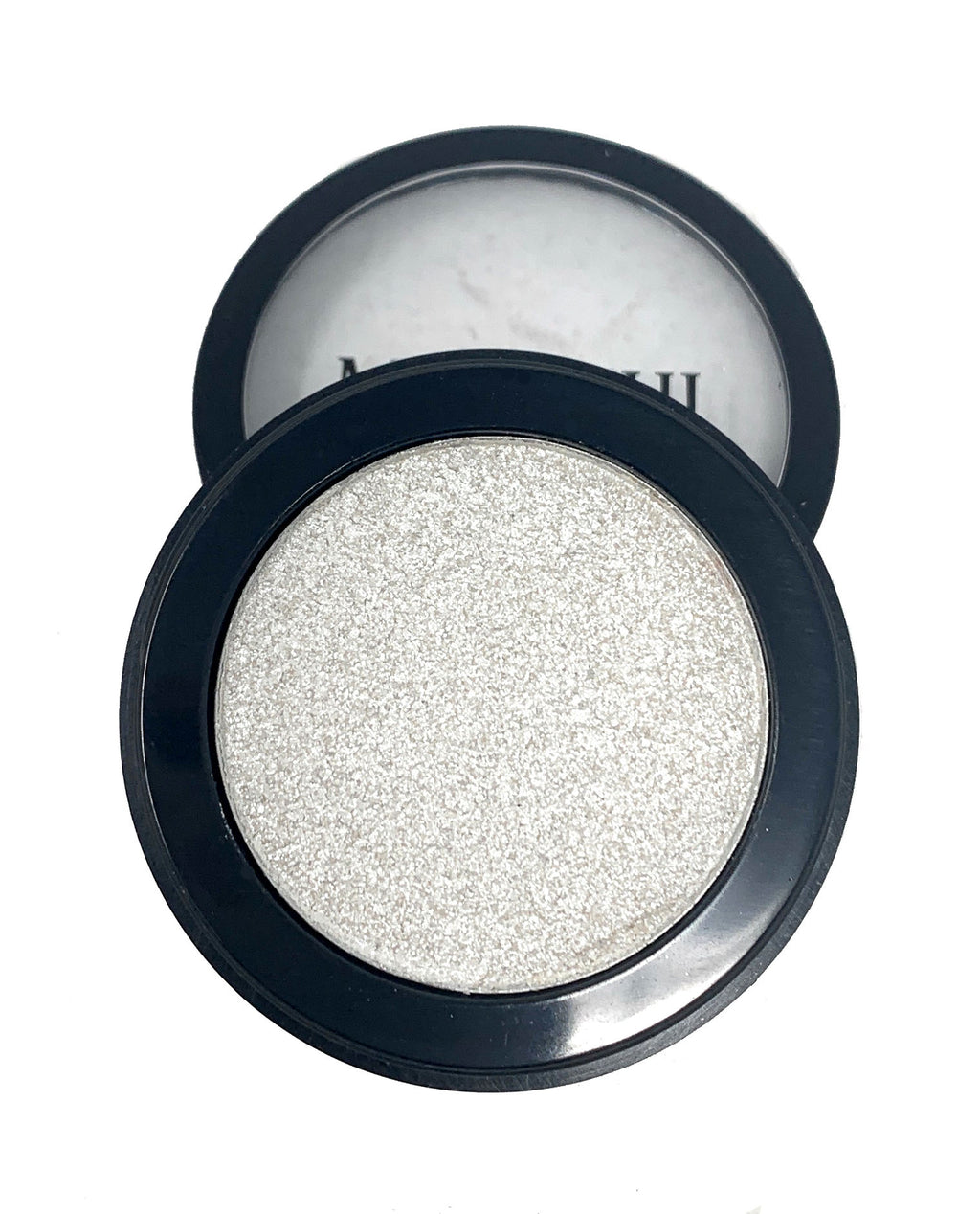 Single Pressed Silver  Foiled Eyeshadow In the Shade Tiara Compact Smooth Pigmented Eyeshadow Colour