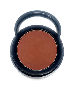 Single Pressed Eyeshadow In the Shade Beast Compact Smooth Pigmented Eyeshadow Brown Matte Colour