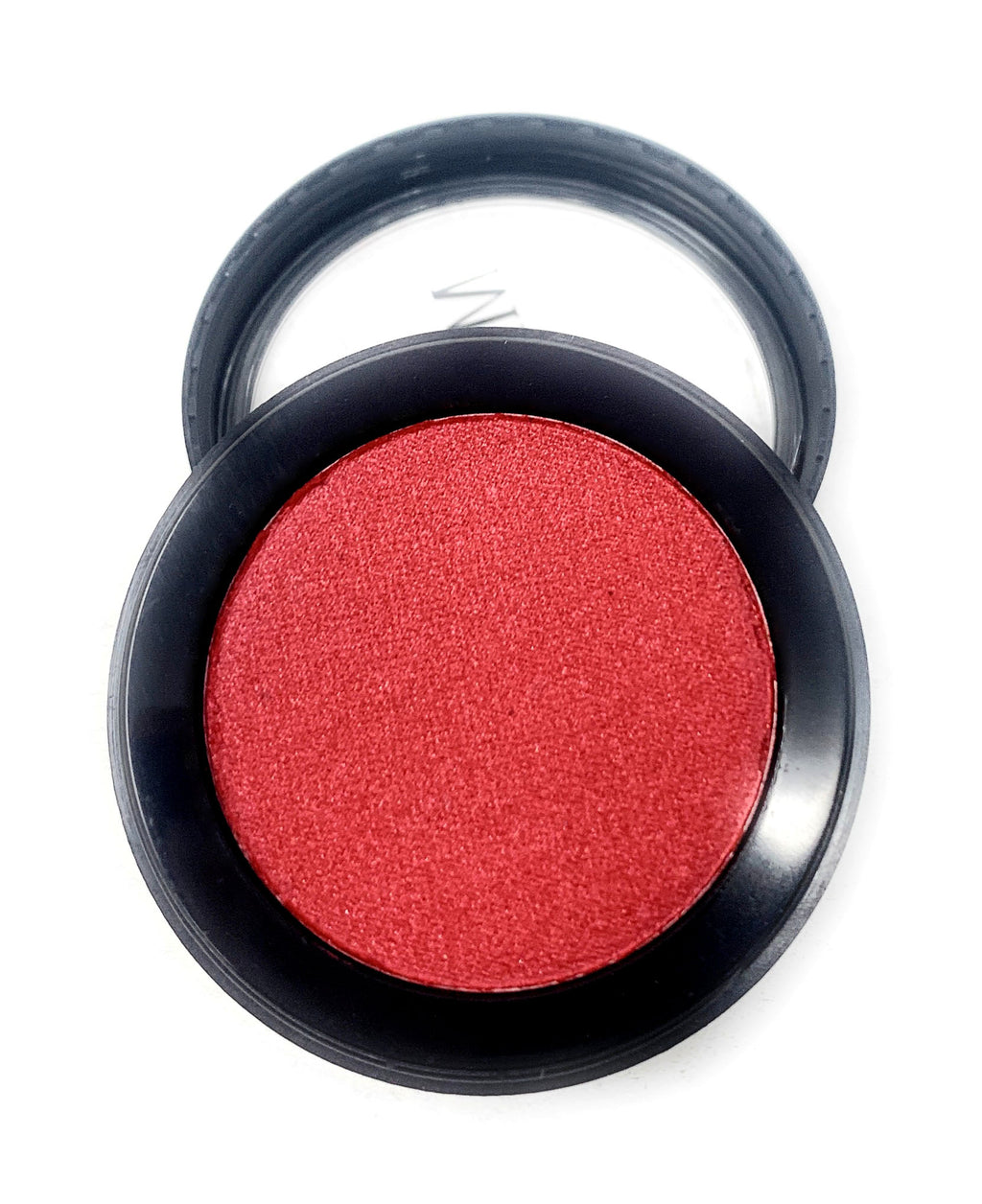 Single Pressed Pink Foiled Eyeshadow In the Shade Poppie Compact Smooth Pigmented Eyeshadow Colour