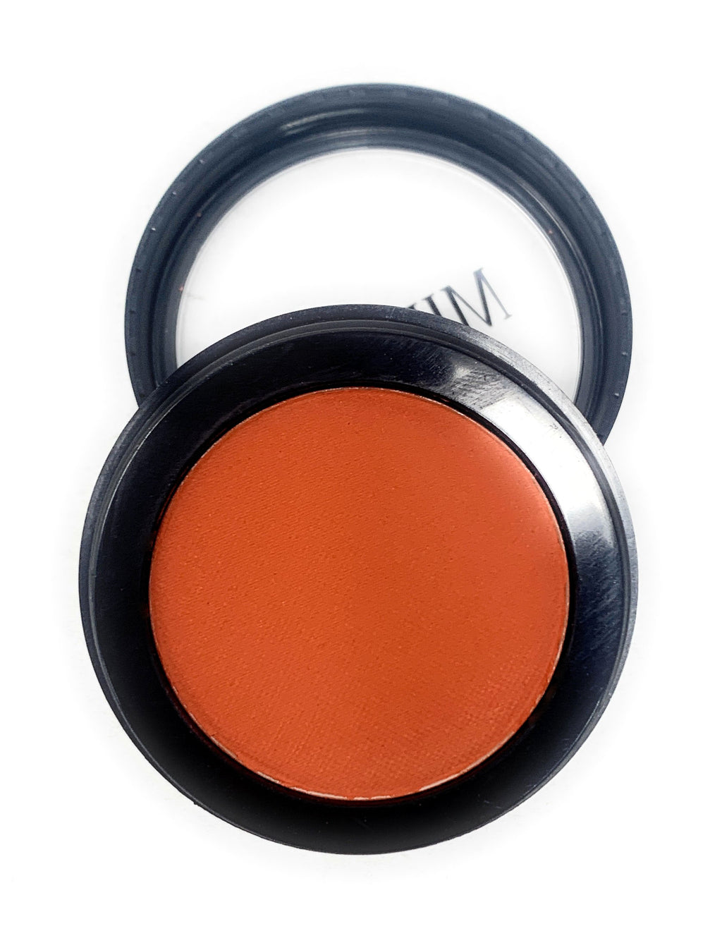 Single Pressed Orange Matte Eyeshadow In the Shade Nemo Compact Smooth Pigmented Eyeshadow Colour