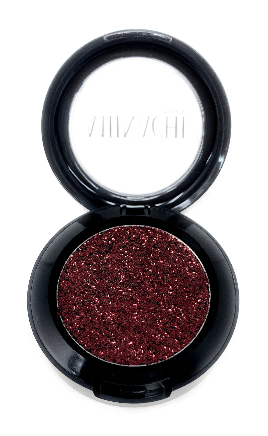 Single Pressed Glitter in the shade Bronze JUMBO Size, No Glue Needed, In Compact, Pigmented, No Fall Out, Glitter, Cosmetic Grade Glitter