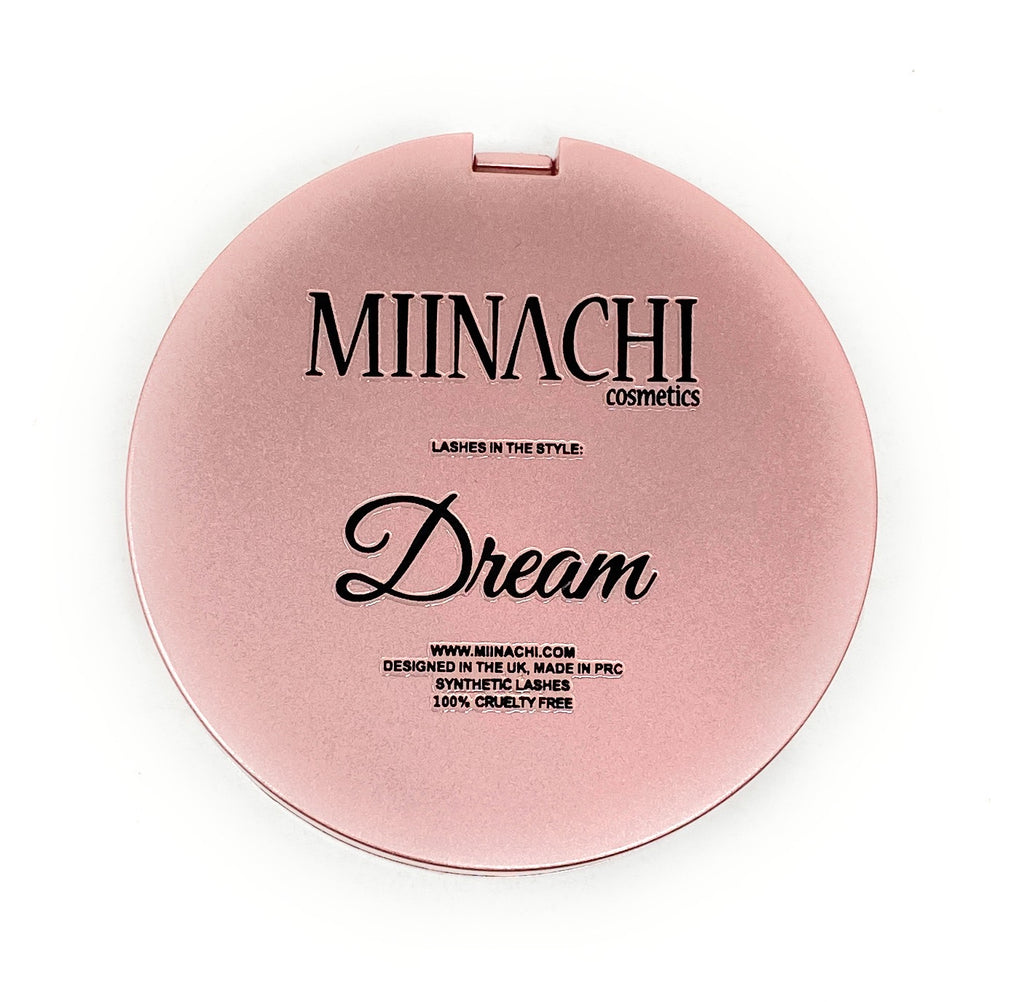 3D Lashes in the style Dream, Fluffy, Reusable, Flexible, Lightweight Lashes with Mirror