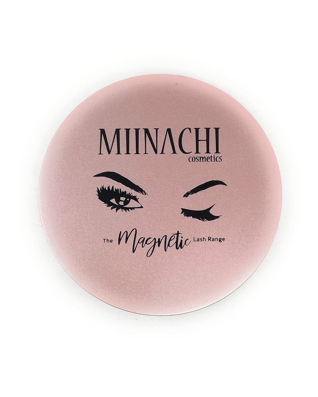 Magnetic Lash in the style Perfect, Fluffy, Reusable, Flexible, Lightweight Lashes with Mirror