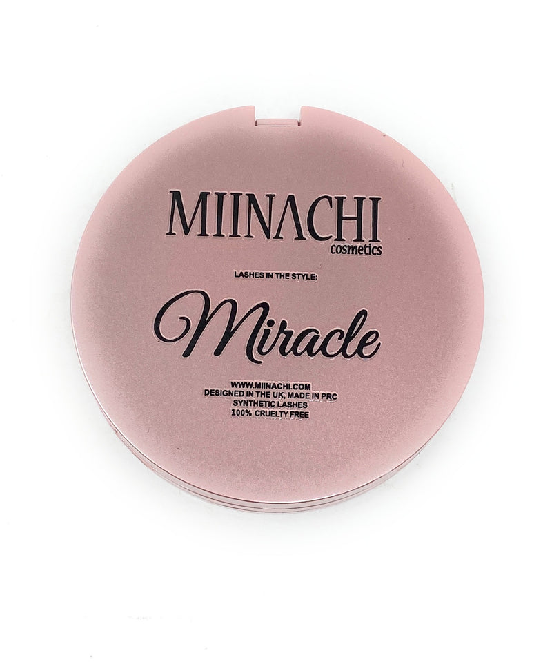 Magnetic Lash in the style Miracle, Fluffy, Reusable, Flexible, Lightweight Lashes with Mirror
