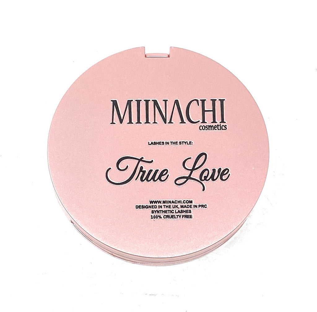 Magnetic Lash in the style True Love, Fluffy, Reusable, Flexible, Lightweight Lashes with Mirror