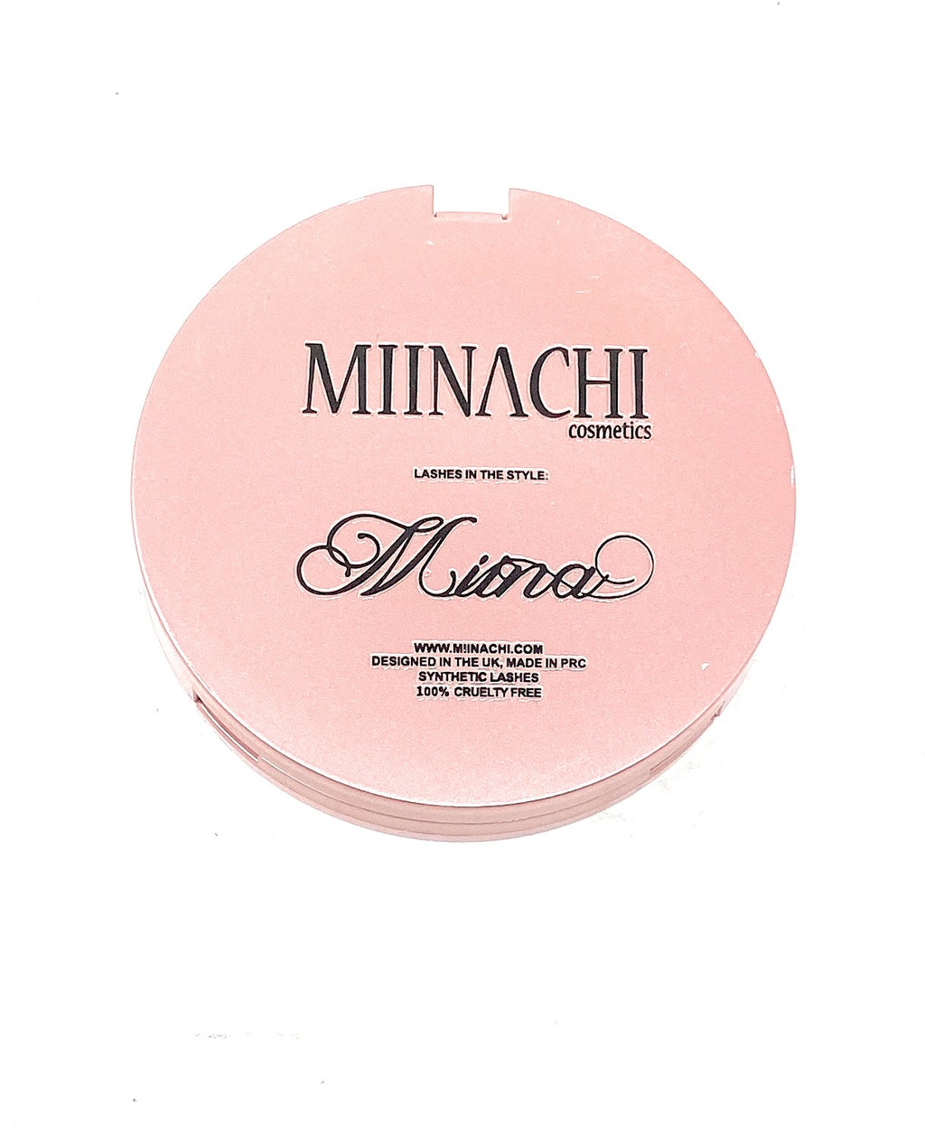 Magnetic Lash in the style Miina, Fluffy, Reusable, Flexible, Lightweight Lashes with Mirror