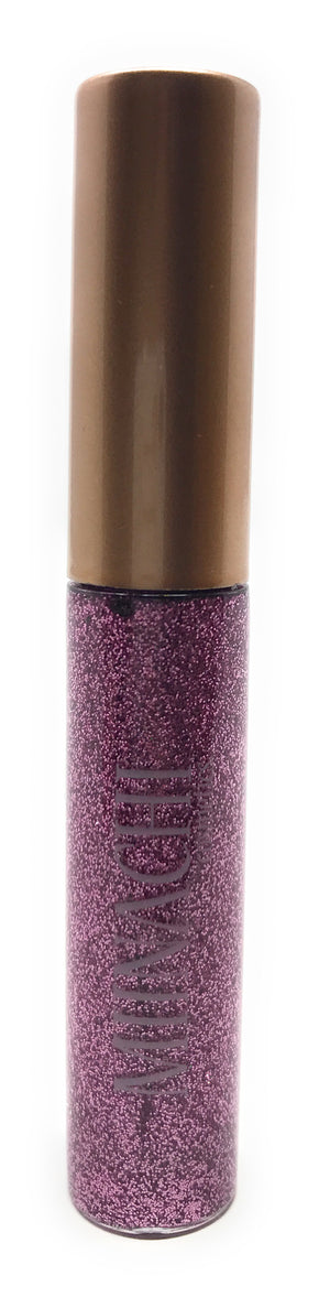 Pink Liquid Eye Liner in the Shade Barbie Cosmetic Grade Glitter Smudge Proof Water Proof No Glue Needed