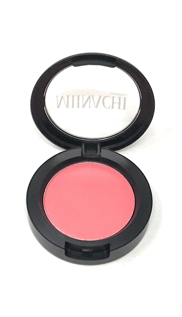 Single Pressed Blush In The Shade Rosi Creamy Pink Medium Blusher