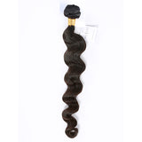 Brazilian Loose Deep Wave Hair - Silver Collection 7A