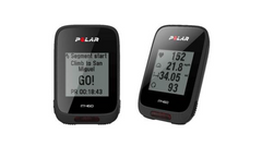 Polar M460 bike computer with HR monitor