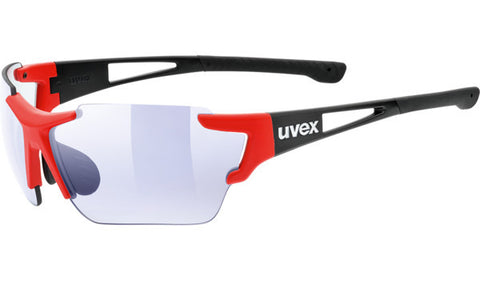 Sportstyle 803 race vm - black red mat