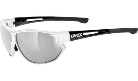 uvex 810 vm white black