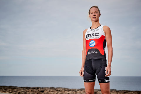 Craft complete Tri outfit Women (ETC Tri top + Tri shorts)