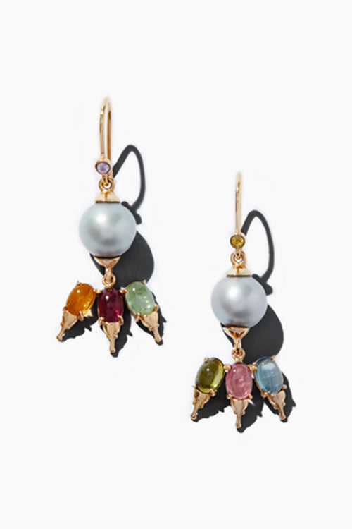 Bubble Gum Earrings - Studio C