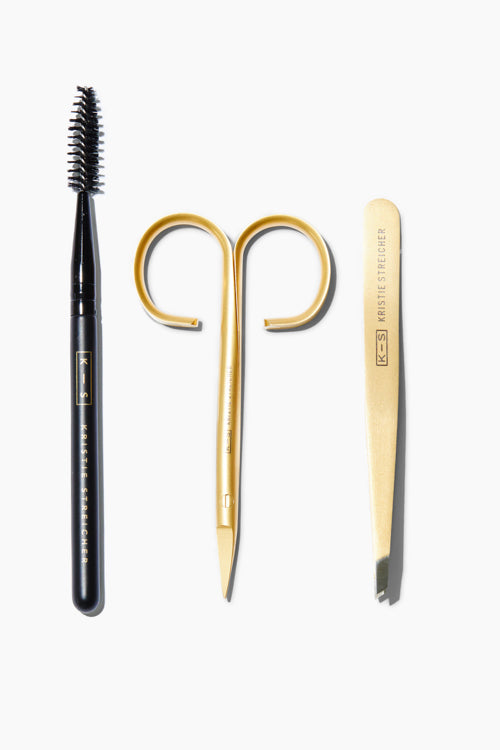 Essentials Eyebrow Grooming Kit By Kristie Streicher - Studio C