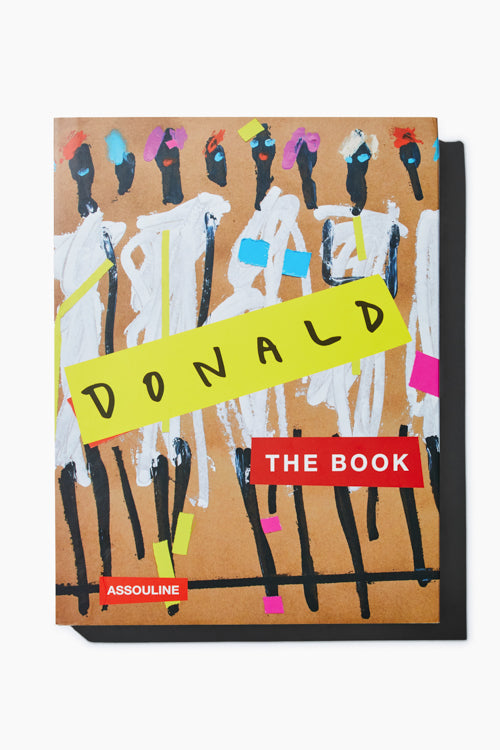 Donald: The Book - Studio C