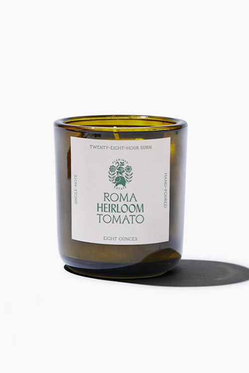 Roma Heirloom Tomato Candle - Studio C