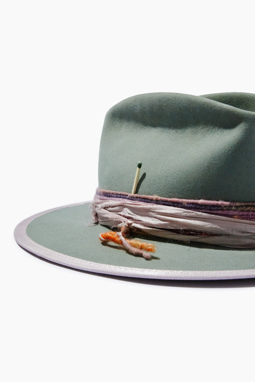 Willow Felt Fedora - Studio C