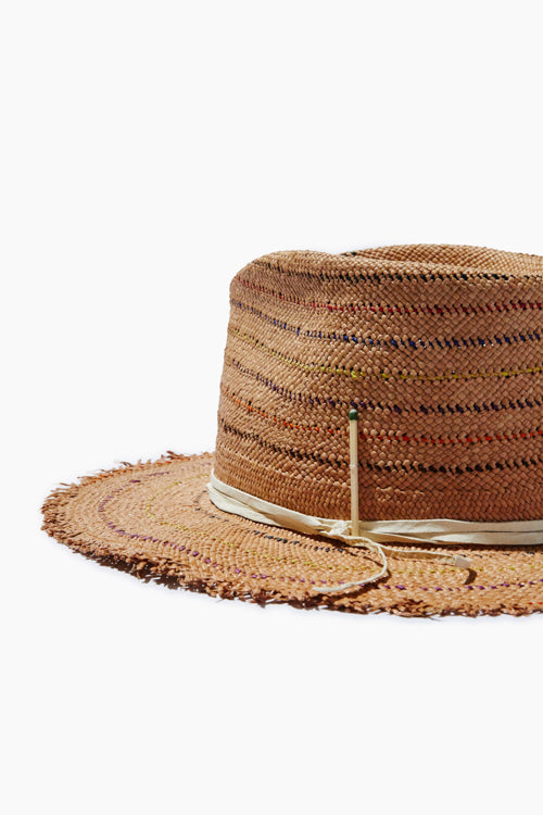 Multi Straw Hat - Studio C