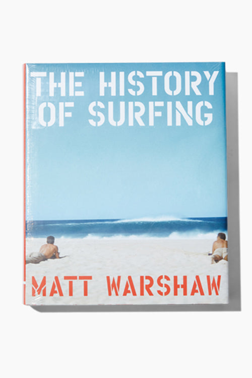 The History Of Surfing, By Matt Warsaw - Studio C