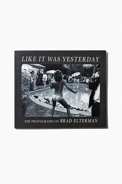 Like It Was Yesterday, by Brad Elterman - Studio C