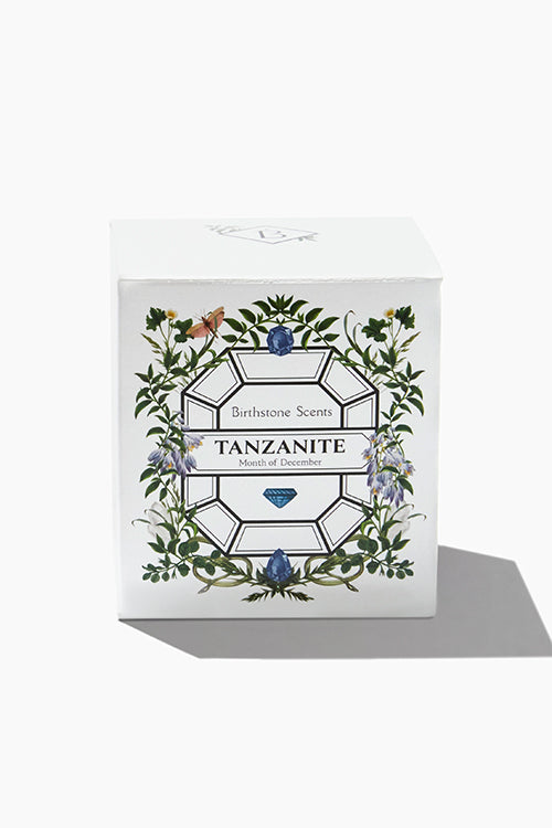 Tanzanite Candle - Studio C