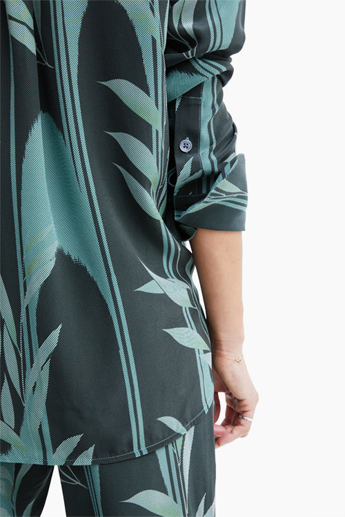 Alva Silk Shirt - Studio C