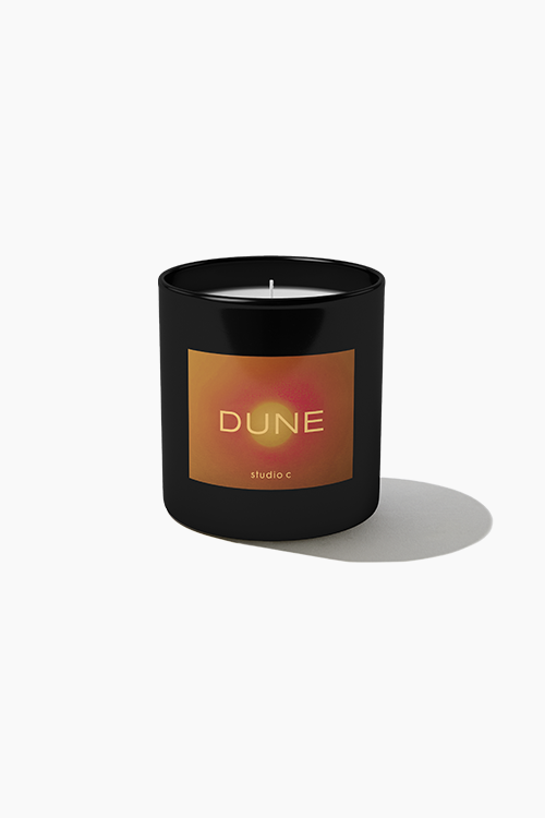 Dune Candle