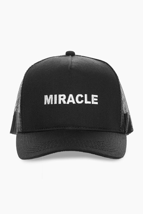 Miracle Trucker Hat