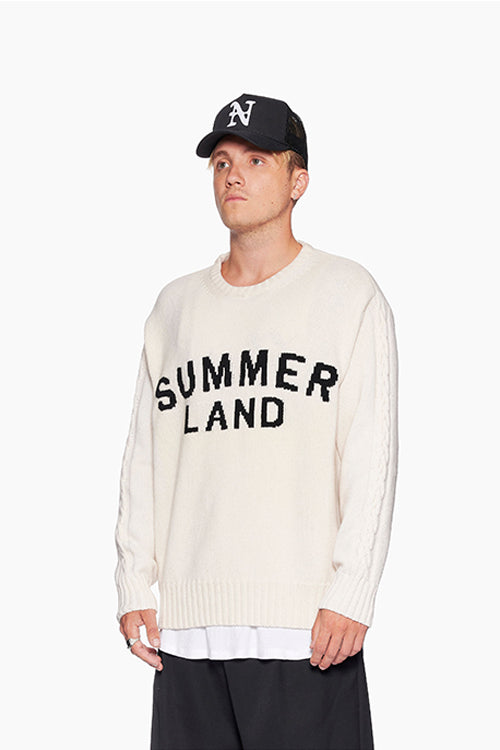 Summerland Knit Sweater