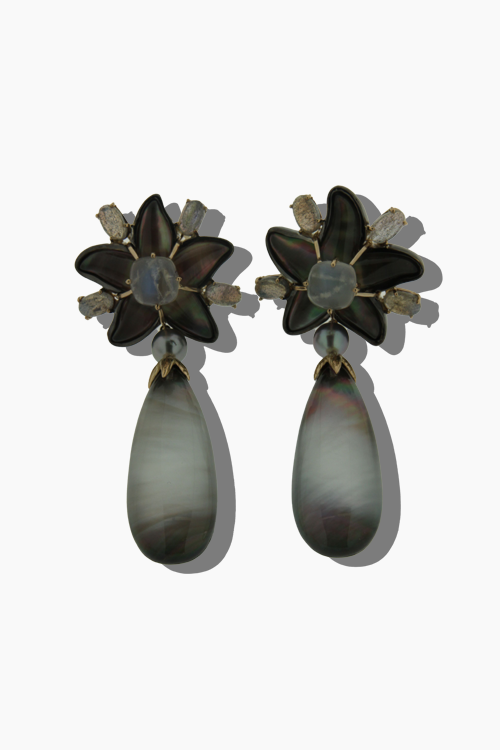 Tony Duquette Earrings