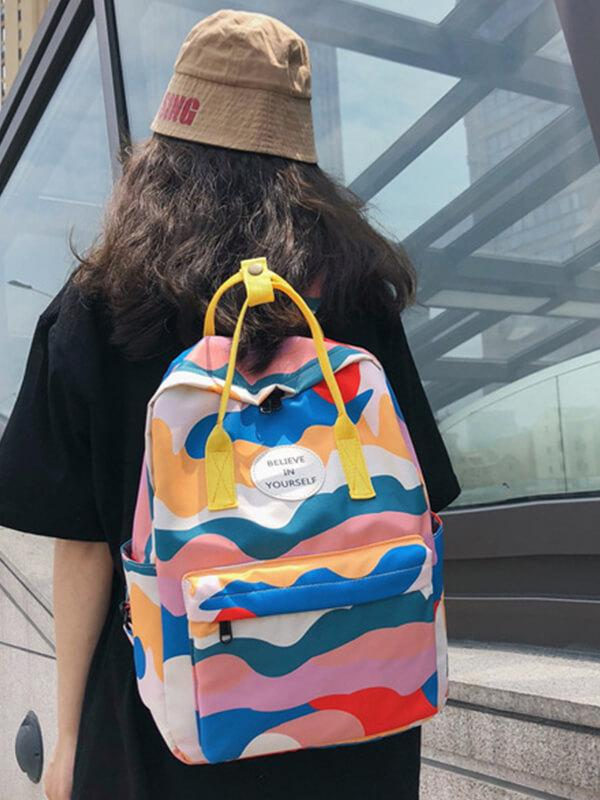 GymBunnies Retro To Century Backpack